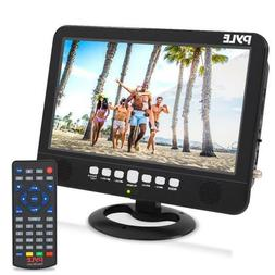 "10"" Portable TV Tuner Monitor Display Screen with Built-in"