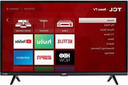 TCL 1080p Roku Smart LED TV  32-Inch Flat Screen TV
