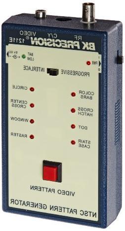 "B&K Precision 1211E Handheld NTSC Pattern Generator, 1.5"" H"