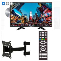 RCA19 Vintage Class HD 720P LED TV with Built-in DVD Player+