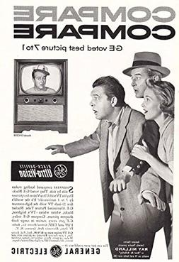 1953 GE Television: Ray Milland in Meet Mr McNutley, General