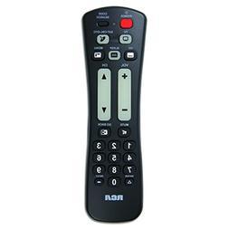RCA 2 Device Remote Control