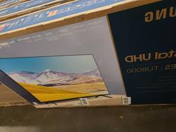 "Samsung 2020 Model TU8000 8 Series  50""  4K Crystal UHD HDR"