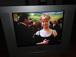 "RCA 20F510TD 20"" TrueFlat TV CRT 120V 60Hz 95W Color Televis"