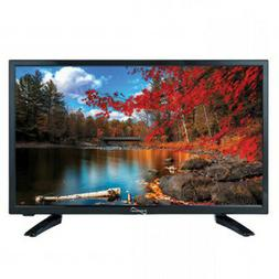 """Supersonic 22"""" TV LED 12 Volt AC/DC Widescreen HD Digital SC"""