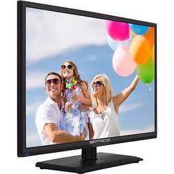 "24 inch TV Led HDTV DVD Combo 24""  60Hz 1080p Sceptre TELEVI"