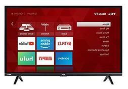 """TCL 3 32S327 31.5"""" 1080p Smart LED-LCD TV - 16:9 - HDTV - Bl"""