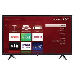 "TCL 32"" 720p Class 3 Series LED HD Smart Roku TV 32S335 w/"