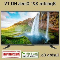 "32"" Class HD  LED TV Flat Screen VESA Wall Mountable Class H"