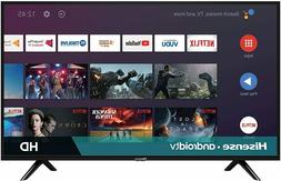 "Hisense - 32"" Class H55 Series LED HD Smart Android TV"