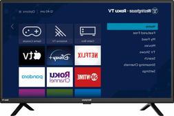 Westinghouse 32 inch 720p HDTV Smart LED Roku TV Free Fast S