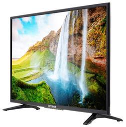 """Sceptre 32"""" Class HD  Black LED TV Flat Screen remote contro"""