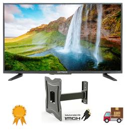 """Sceptre 32"""" Class HD  LED TV  With Full Motion Wall Mount HD"""
