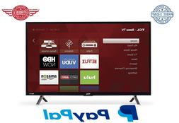 TCL 32S305 32-Inch 720p Roku Smart LED TV  NEW Home Audio El