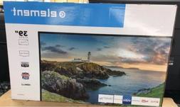 "Element 39"" Class HD Smart LED TV  Model E2sw3918 Brand New"