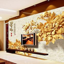 Sproud Hot Sale 3D Wallpaper Chinese Element Classical Style