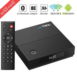 TICTID X9T PRO Android 7.1 TV Box Amlogic S912 Octa-Core Sm