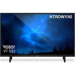 """Skyworth 40"""" Class FHD  LED TV  1920x1080 NEW"""