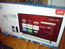 TCL 40 Inch 1080p 120Hz Smart LED TV