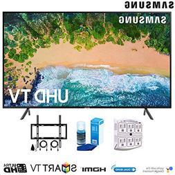"Samsung 40NU7100 40"" NU7100 Smart 4K UHD TV 2018 with Wall M"