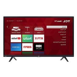 "TCL 40S325 40"" Class LED 3-Series 1080p Smart HDTV Roku TV"