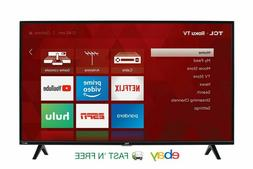 TCL 40S325 40-Inch Class LED 3-Series 1080p 3 HDMI USB Smart
