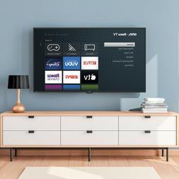 "Onn 43"" Class 4k UHD LED Roku Smart TV HDR"