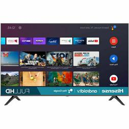 "Hisense 43"" H55 Series 1080p Full HD Android Smart  TV | 2 H"