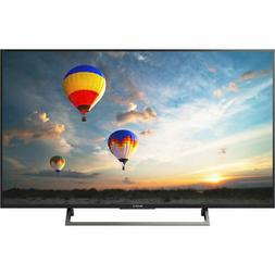 Sony 43-Inch 4K HDR X800E Smart LED TV with Motionflow XR 24
