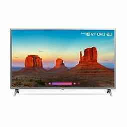 LG 43 inch 4K ULTRA HD 2160p UHD Smart LED TV HDMI USB 43UK6