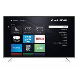 """Hitachi 43RZ5 43"""" 1080p Roku Smart LED TV, Black"""