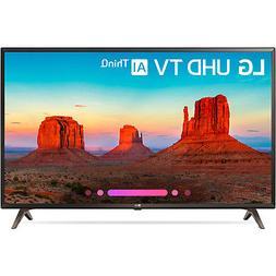"""LG 43UK6300 43"""" UK6300 Class 4K HDR Smart LED AI UHD TV w/Th"""