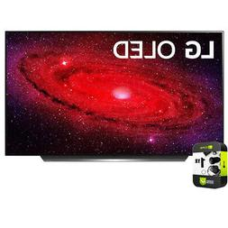 """LG 48"""" CX 4K Smart OLED TV with AI ThinQ 2020 + Extended War"""