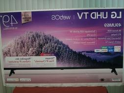 """LG 49"""" Class 4K UHD Smart LED HDR TV   """"LOCAL PICK-UP ONLY"""""""