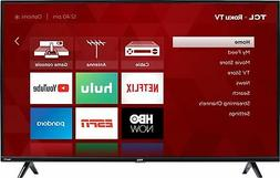 "TCL - 49"" Class - LED - 3 Series - 1080p - Smart - HDTV Roku"