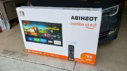 Toshiba 49LF421U19 49 inch Smart LED TV Fire TV edition 1080