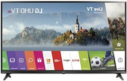 LG 49UJ6300 49-inch HDTV LED 4K 2160p Smart 120Hz