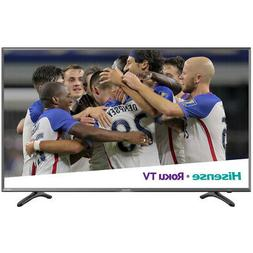 Hisense 50R7E  50-Inch 4K HDR Ultra HD Roku Wi-Fi Smart TV
