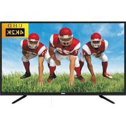 "RCA 50"" Inch Class 4K ULTRA HD 2160p LED LCD 60Hz TV w/ 4 HD"