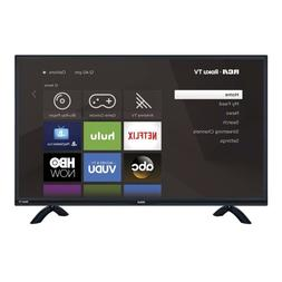 "RCA 55"" Class 4K Ultra HD  HDR Roku Smart LED TV"