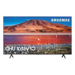 "SAMSUNG 65"" Class TU700D-Series Crystal HD 4K Smart TV UN65T"