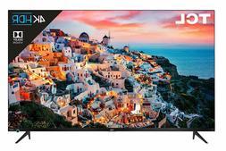 "TCL 43S525 43"" 4K Ultra HD HDR Roku Smart TV w/ 3 x HDMI & D"