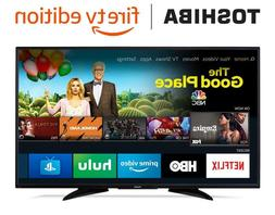 Toshiba 55-inch 4K Ultra HD Smart LED TV with HDR  Fire TV E