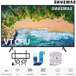 "Samsung 55NU7100 55"" NU7100 Smart 4K UHD TV  with Wall Mount"