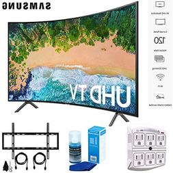 "Samsung 55NU7300 55"" NU7300 Smart 4K UHD TV  with Wall Mount"
