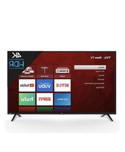TCL 55S403 55 inch 4K UHD HDR Roku LED Smart TV