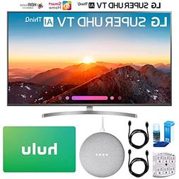 "LG 55SK8000PUA 55"" Class 4K HDR Smart LED AI Super UHD TV w/"