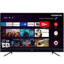 55 inch 4K Ultra HD HDR Smart TV with 3 x HDMI 1 USB