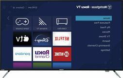 "Westinghouse 58"" Class 4K  HDR Roku Smart TV"