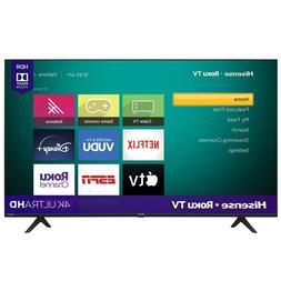 """🔥Hisense 58"""" Class 4K UHD LED Roku Smart TV HDR 58R6E3 ~"""